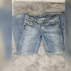 Silver Jeans Camille
